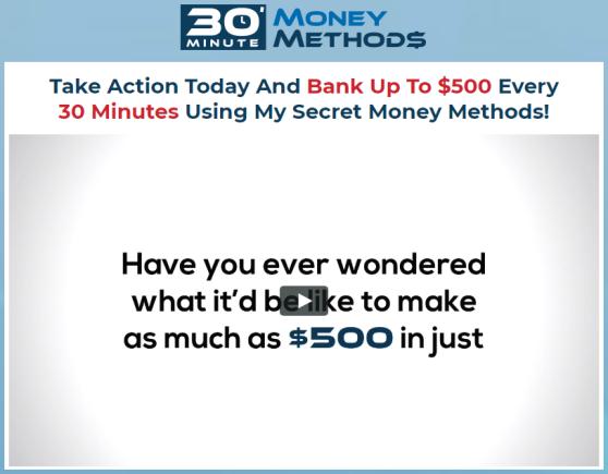 30-Minute-Money-Methods