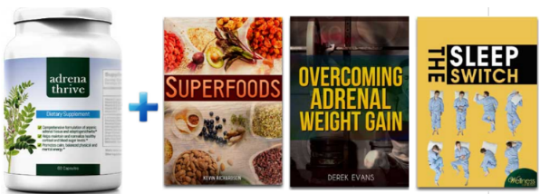 Adrena Thrive Supplement - Copy