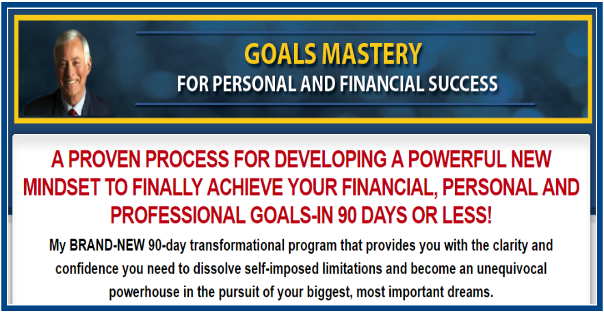 Goals Mastery Review