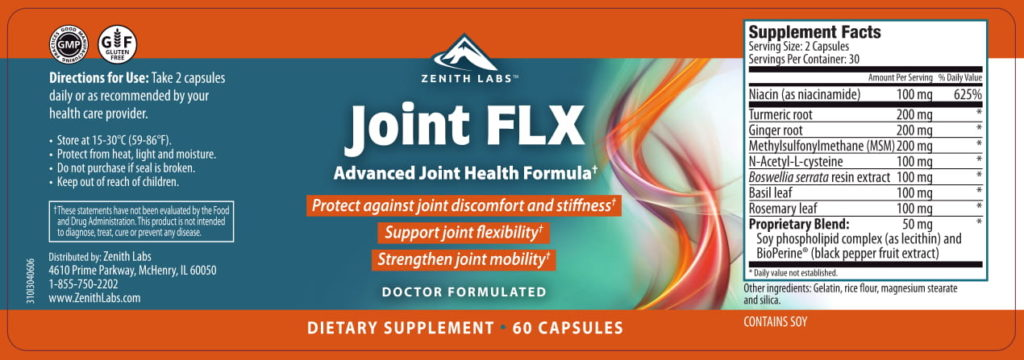 Joint FLX Review