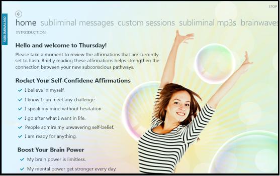 Subliminal360 Benefits