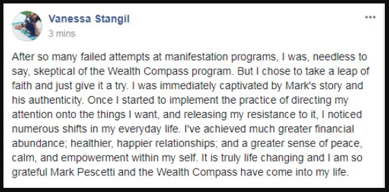 The Wealth Compass Review