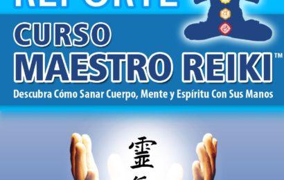 Curso Maestro Reiki Revisión